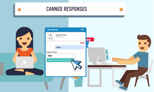 Live Chat Tips: Canned Responses